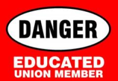 Danger Educated Union Member - Canada